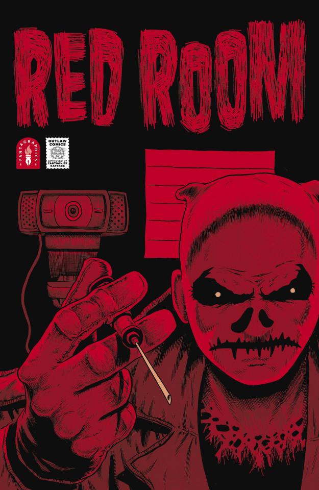 Red Room #3 (10 Copy Piskor Cover)
