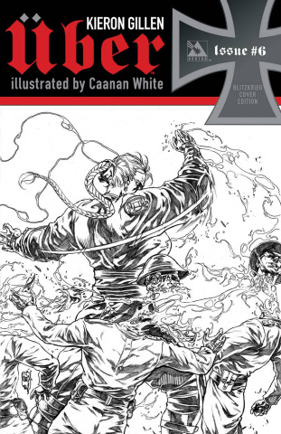 Über #6 (Blitzkrieg Cover)