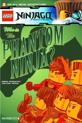 Ninjago Vol. 10: The Phantom Ninja
