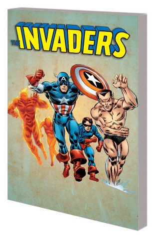 The Invaders Classic Vol. 1
