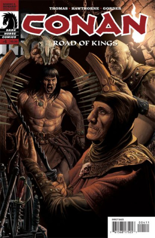 Conan: The Road of Kings #4
