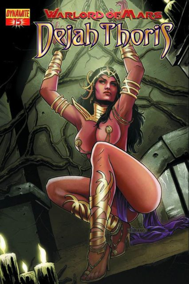 Warlord of Mars: Dejah Thoris #15