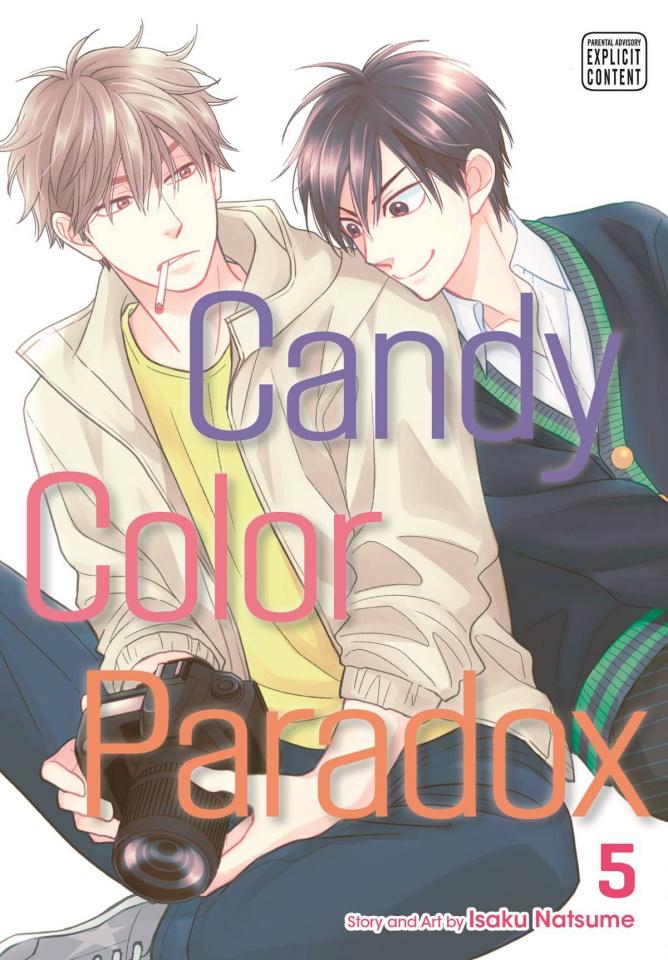 Candy Color Paradox Vol. 5