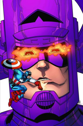 Captain America & The Korvac Saga #4