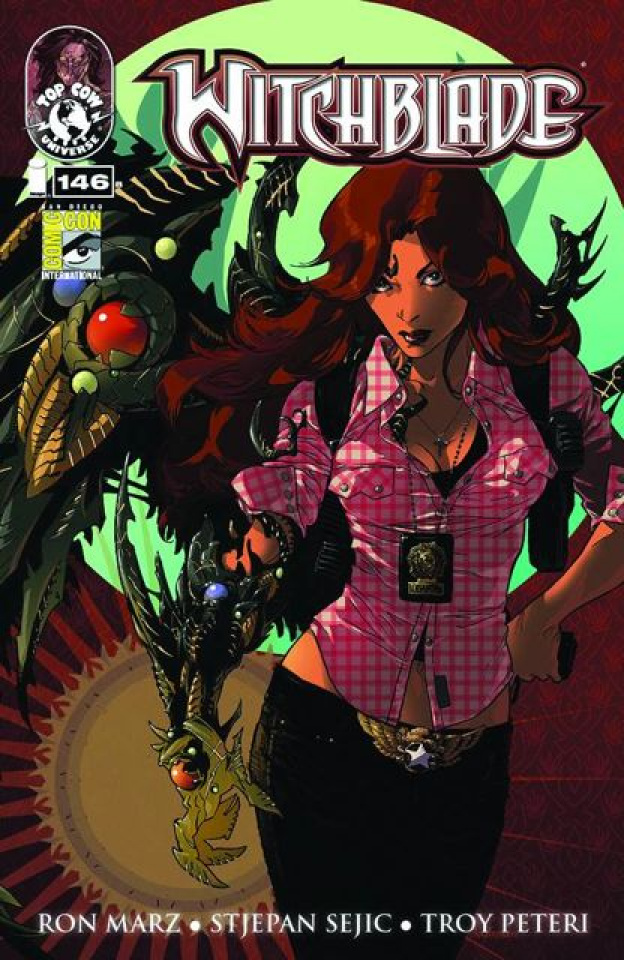 Witchblade #146