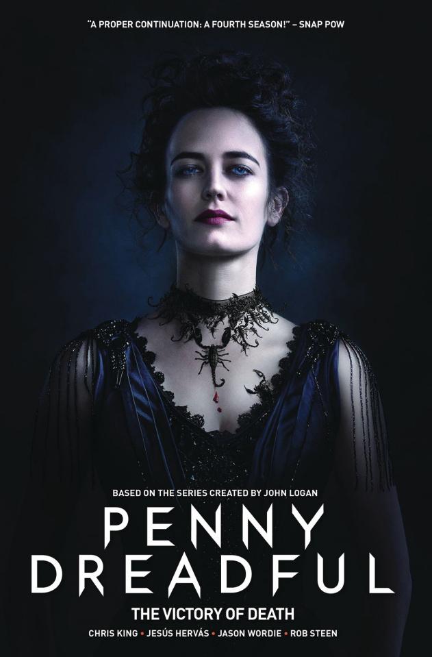 Penny Dreadful Vol. 3