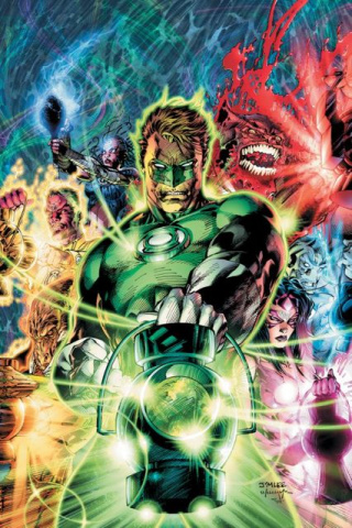 Green Lantern Super Spectacular #3