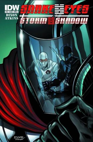 G.I. Joe: Snake Eyes #15