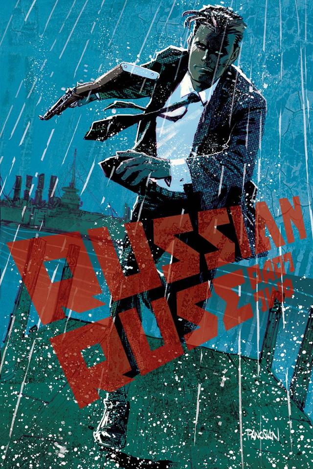 James Bond: Origin #9 (10 Copy Panosian Virgin Cover)
