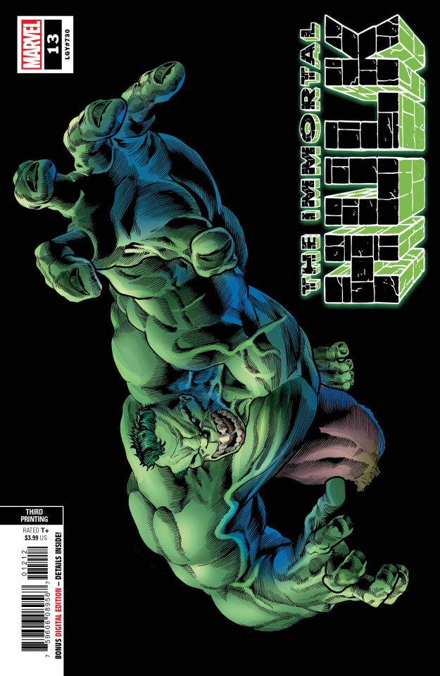 The Immortal Hulk #13 (Bennett 3rd Printing)