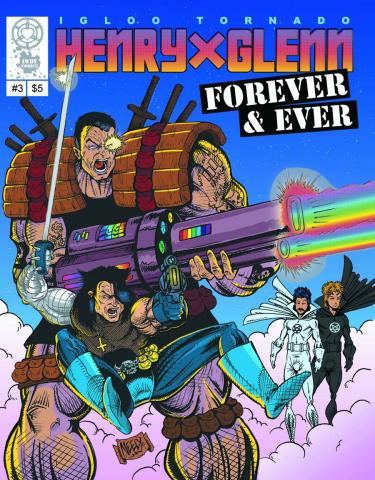 Henry & Glenn: Forever & Ever #3