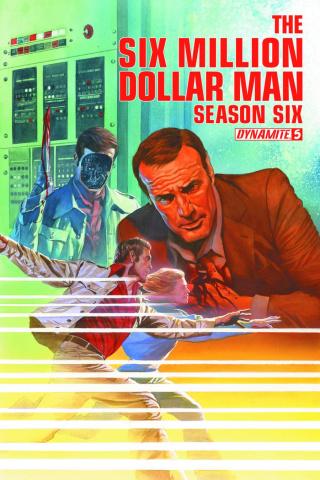 The Six Million Dollar Man, Season 6 #5