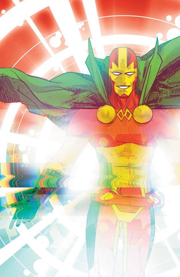 Mister Miracle #1 (2nd Printing)