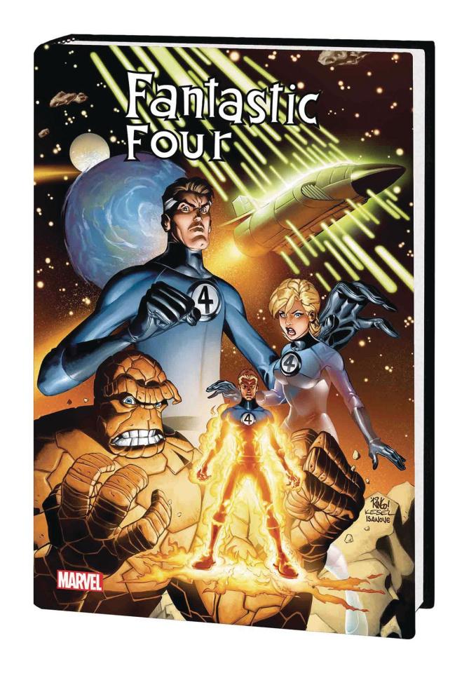 Fantastic Four by Waid & Wieringo (Omnibus)