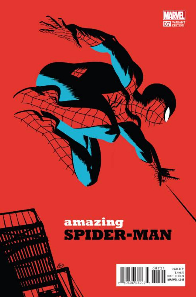 The Amazing Spider-Man #7 (Cho Cover)