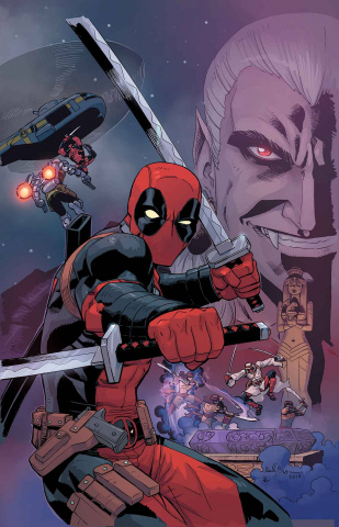 Deadpool: Dracula's Gauntlet #3