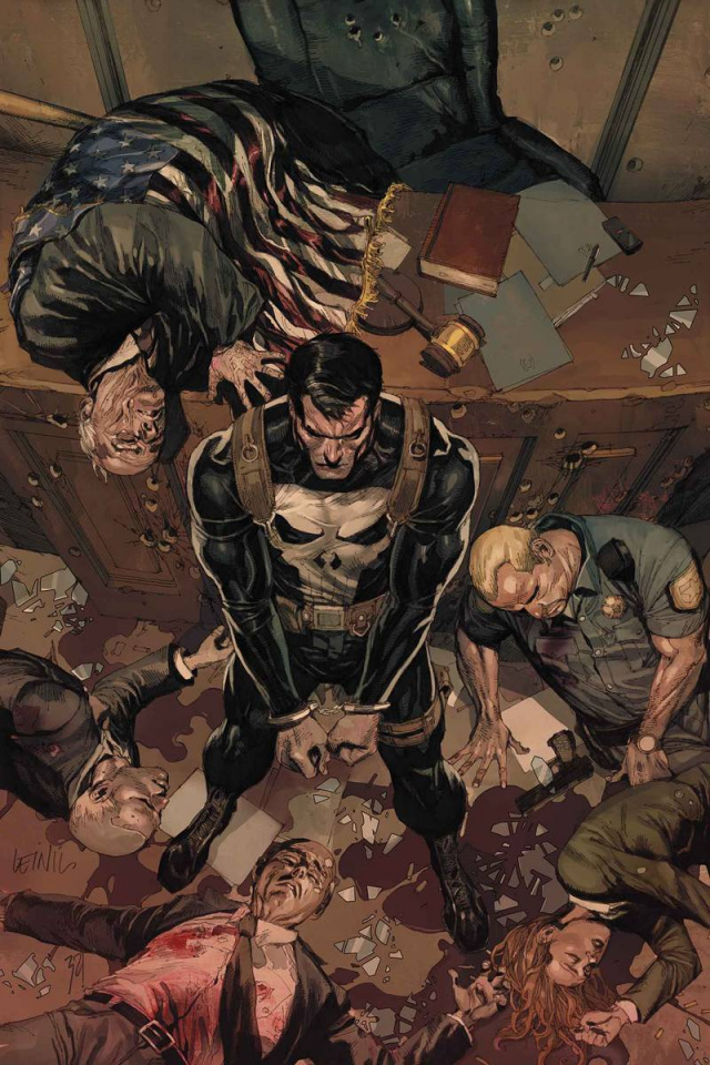 Punisher: The Trial of Punisher #2