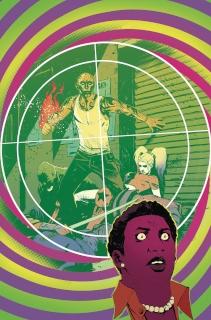 Suicide Squad's Most Wanted #6: El Diablo & Amanda Waller