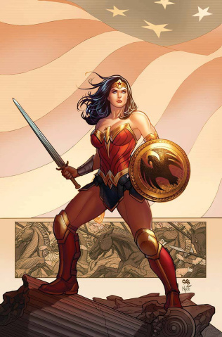 Wonder Woman #1 (Variant Cover)
