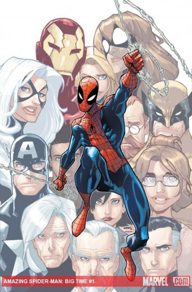 The Amazing Spider-Man: Big Time Vol. 1