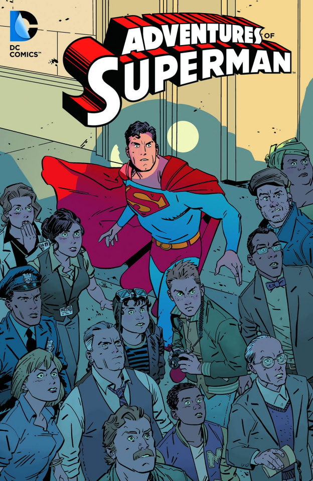 The Adventures of Superman Vol. 3