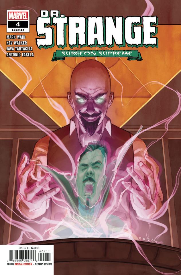 Dr. Strange #4