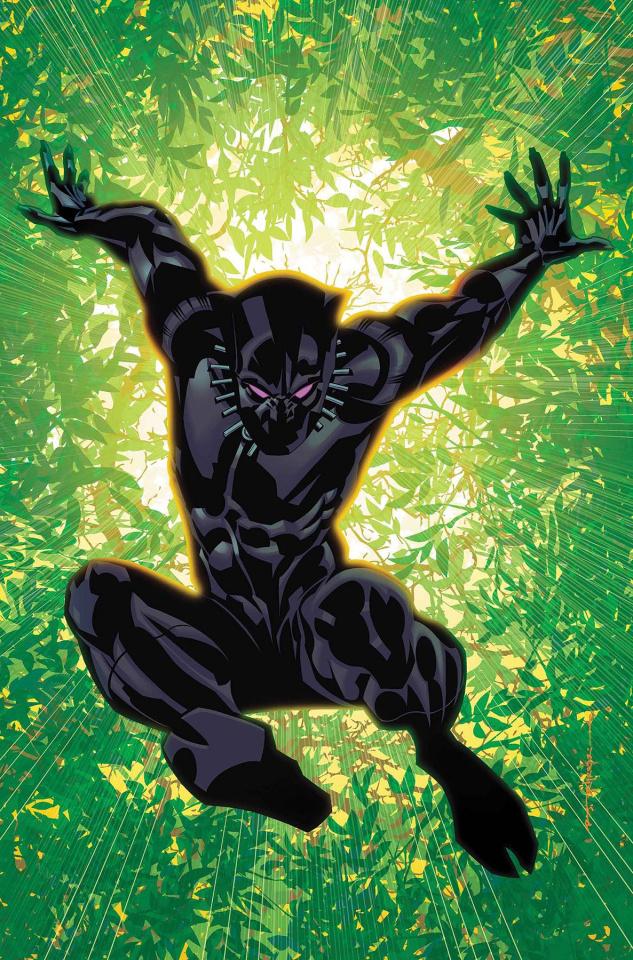 Black Panther #167: Legacy