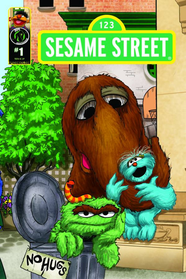 Sesame Street #1 (Imagination Cover C)
