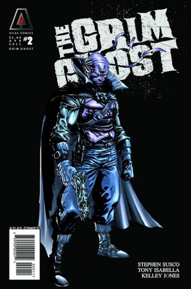 The Grim Ghost #2
