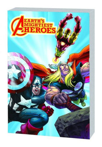 Marvel Universe Avengers: Earth's Mightiest Heroes