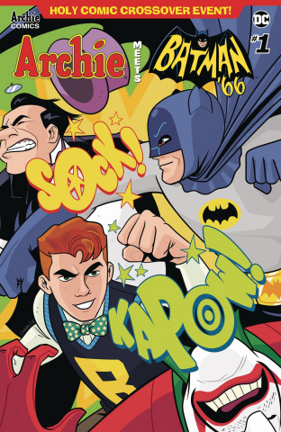 Archie Meets Batman '66 #1 (Charm Cover)