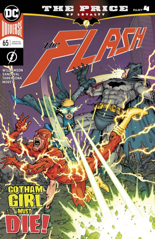 The Flash #65: The Price