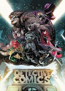 Detective Comics Vol. 1: Rise of the Batmen