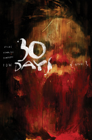 30 Days of Night #1 (10 Copy Cover)