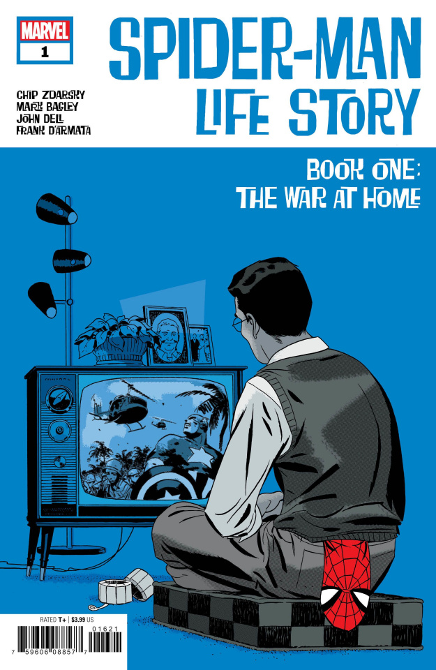 Spider-Man: Life Story #1 (Martin Cover)