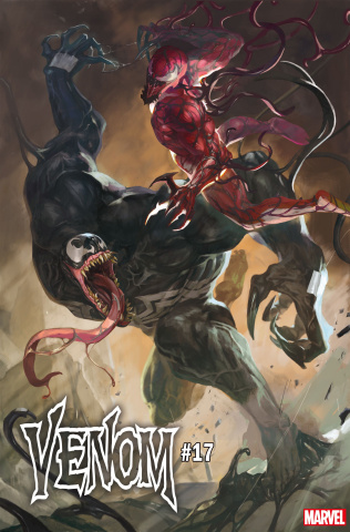 Venom #17 (Sunghan Yune Cover)