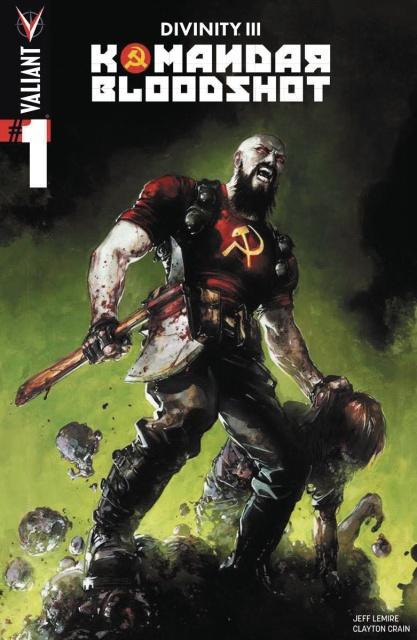 Divinity III: Komandar Bloodshot (2nd Printing)