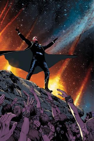 Battlestar Galactica #1 (Rare Guice Virgin Cover)