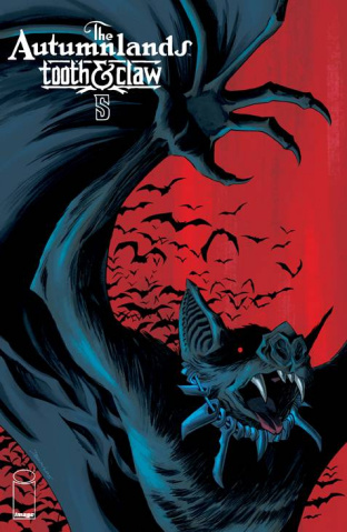 The Autumnlands: Tooth & Claw #5 (Shalvey Cover)
