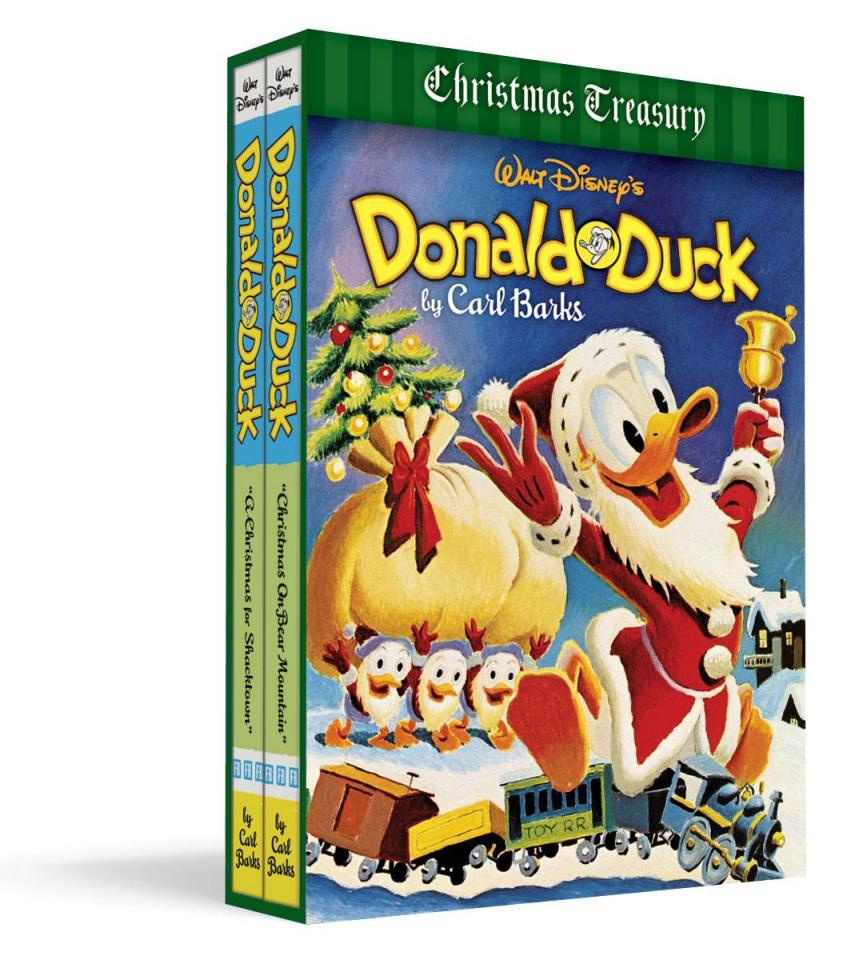 Walt Disney' Donald Duck Christmas Treasury