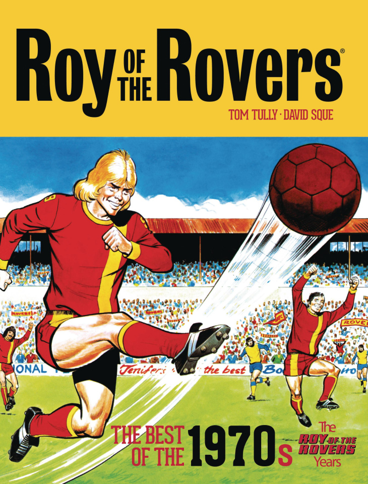 Roy of the Rovers: The Best of 1970s