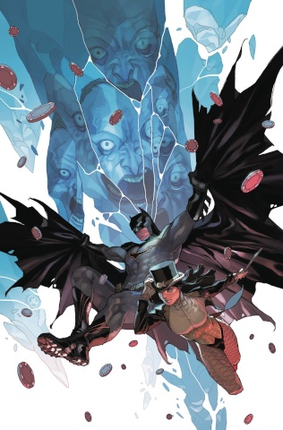 Detective Comics Vol. 4: Deus Ex Machina
