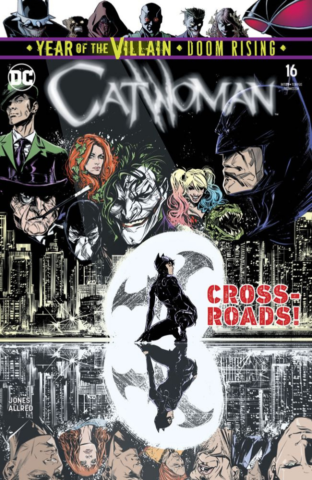 Catwoman #16 (Year of the Villain)