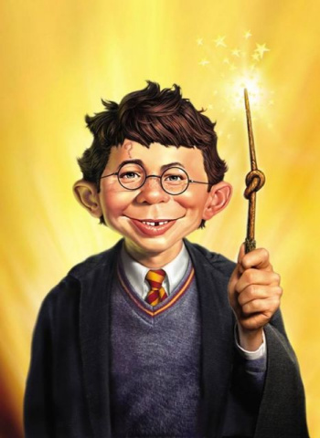 Mad: Harry Potter Special #1