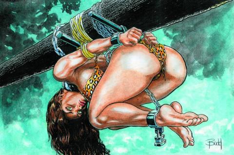 Cavewoman: Oasis #1