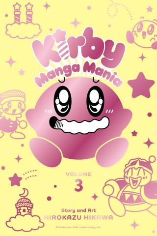 Kirby: Manga Mania Vol. 3