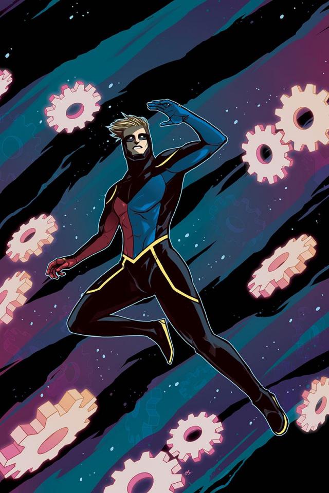 Peter Cannon: Thunderbolt #4 (10 Copy Wijngaard Virgin Cover)