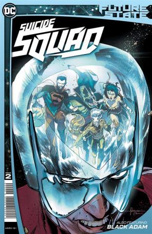 Future State: Suicide Squad #2 (Javi Fernandez Cover)