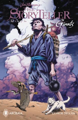 The Storyteller: Giants #1