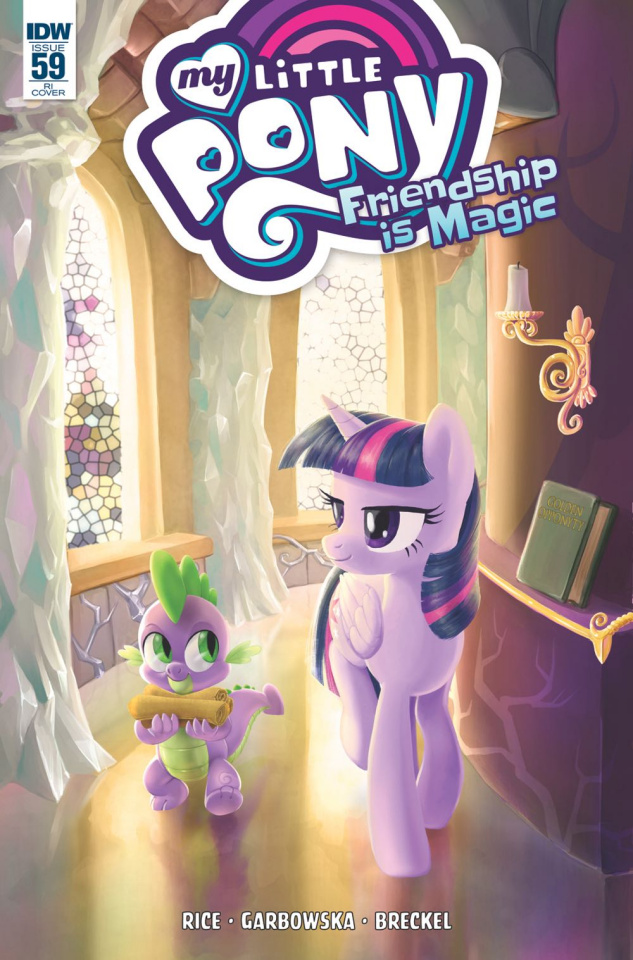My Little Pony: Friendship Is Magic #59 (10 Copy Cover)